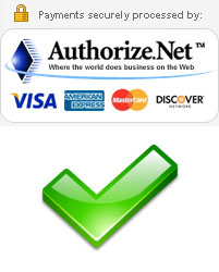 Getting Your Website Approved by Authorize.net