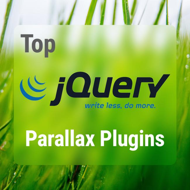 Top jQuery (and vanilla js) Parallax Plugins